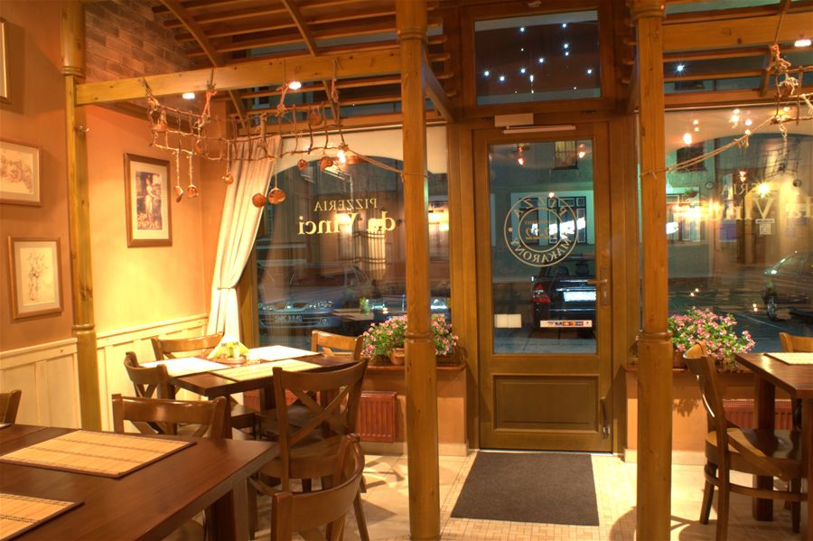 Restauracja Da Vinci Kołobrzeg