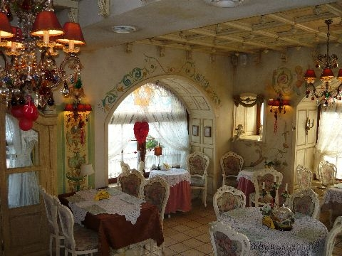 Restauracja Kołobrzeg Domek Kata