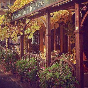 Restauracja POD WINOGRONAMI