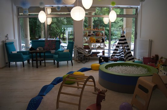Sala Kreatywnej Zabawy Babakuba