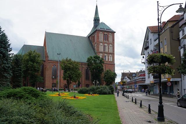 Architektura Kołobrzegu bazylika